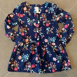 Carter's toddler girl's blouse